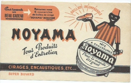 Buvard Noyama Cirages - Blotters