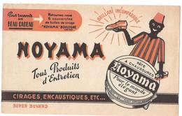 Buvard Noyama Cirages - Carte Assorbenti
