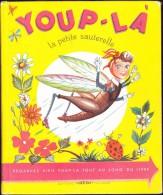 """"""" Youp-Là """" - La Petite Sauterelle - Éditions """" LUCOS """" - Livres, BD, Revues"""