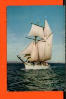 """Goëlette D'instruction De La Marine Nationale """"Belle Poule"""" - Bateaux"""