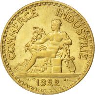 [#83617] III�me R�publique, 2 Francs Chambre de Commerce 1922, KM 877