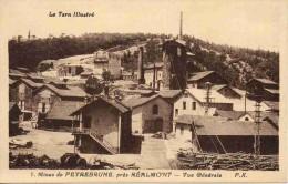 81 Peyrebrune, Près De Réalemont - Vue Générale - Mines - Francia