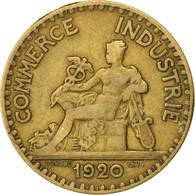 [#86395] III�me R�publique, 2 Francs Chambre de Commerce 1920, KM 877