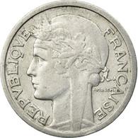 [#27752] Gouvernement Provisoire, 2 Francs Morlon en aluminium 1946 B, KM 886a.2