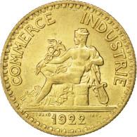 [#83618] III�me R�publique, 2 Francs Chambre de Commerce 1922, KM 877