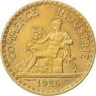 [#86396] III�me R�publique, 2 Francs Chambre de Commerce 1925, KM 877