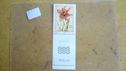 Tulipa Lutea à 4.50F / 0.69 Euros  - La Poste 2000 - France