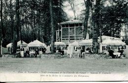 N°41503 -cpa Parc De Versailles -café Restaurant De La Flotille Du Canal- - Cafés