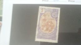 LOT 233833 TIMBRE DE COLONIE SOMALIS NEUF(*) N�80 VALEUR 35 EUROS
