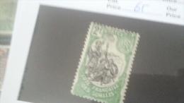 LOT 233837 TIMBRE DE COLONIE SOMALIS NEUF* N�65 VALEUR 14 EUROS