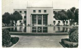 CPSM  Oujda La Poste 1959 - Marruecos