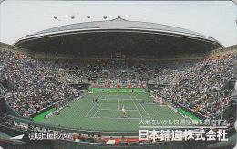 Télécarte Japon / 110-016 - Sport - TENNIS  - Japan Sports Phonecard Telefonkarte - 293 - Sport