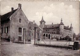 RIXENSART: Château Des Princes De Mérode. Vu Du Jardin - Rixensart
