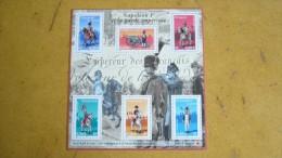 Napoléon 1er Et La Garde Impériale - La Poste 2004 - Neufs