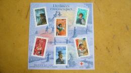 Destinées Romanesques  - La Poste 2005 - Blocs & Feuillets