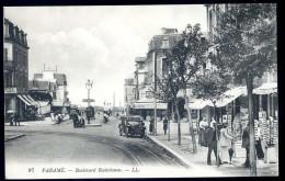 Cpa Du 35 Paramé Boulevard Rochebonne  HIV12 - Parame