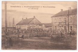 Lithuania Lituanie Lietuva, Novo Nowo Swenzian Swenciany Svenzjany Svenziany 1916 Germany