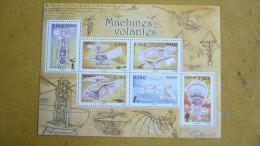 Machines Volantes - La Poste 2006 - Blocs & Feuillets