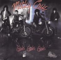 CD - MOTLEY CRUE - Girl Girl Girl - Rock