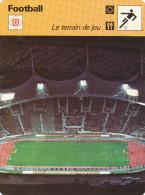 STADIUM  STADIO OLIMPICO MUNCHEN, Stadt Der XX. OLYMPISCHEN Spiele, Sport Cards - Trading Cards