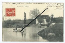 CPA - Le Moulin De Pougeaux - Autres Communes
