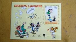 Gaston Lagaffe - La Poste 2001 - Neufs