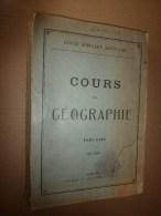 1924 Ecole Militaire: Géographie Générale ,Climatologie, Economie (FRANCE Et Ses COLONIES) - Frans