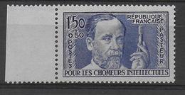 1936 - YVERT N° 333 ** MNH BORD DE FEUILLE ! - COTE = 47 EUR. - Nuevos