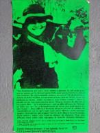 AFFICHE  PROPAGANDE COMITE VIETNAM NATIONAL- 6 RUE LALANDE - 75014 PARIS- LAURENT SCHWARTZ