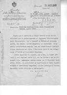 """Lettere(2) Dattiloscritte Con Firme Autografe Di """"FEDELE (Pietro)"""" TRAETTO (Minturno) 1873 -- Roma 1943 - Autographes"""