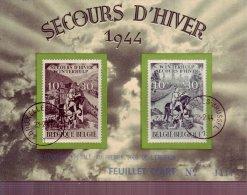 Secours D'hiver 1944 - Erinnerungskarten