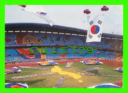 SEOUL, CORÉE DU SUD - SEOUL OLYMPIC MAIN STADIUM - TRAVEL - - Corée Du Sud