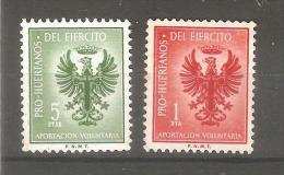 2 Viñetas Pro Huerfanos Del Ejercito - España