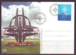 Estonia 2004. NATO Membership 1v. FDC - Estonie