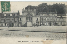 Sainte Menehould Hopital Larrey - Sainte-Menehould