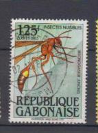Gabon YV 546 O 1983 Insecte - Insekten