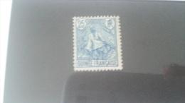 LOT 233964 TIMBRE DE COLONIE GUINEE NEUF(*) N�25 VALEUR 19 EUROS
