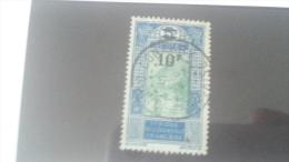 LOT 233972 TIMBRE DE COLONIE GUINEE OBLITERE N�105 VALEUR 10 EUROS