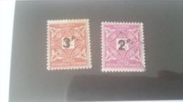 LOT 233974 TIMBRE DE COLONIE GUINEE NEUF* N�24/25 VALEUR 18 EUROS