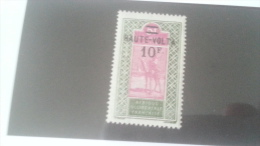 LOT 233978 TIMBRE DE COLONIE HAUTE VOLTA NEUF* N�39 VALEUR 17 EUROS