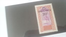LOT 233979 TIMBRE DE COLONIE HAUTE VOLTA NEUF* N�40 VALEUR 23 EUROS