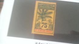 LOT 233990 TIMBRE DE COLONIE HAUT SENEGAL NEUF* N�14 VALEUR 14 EUROS