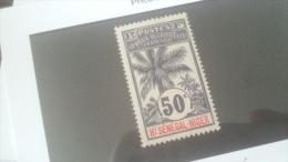 LOT 233991 TIMBRE DE COLONIE HAUT SENEGAL NEUF* N�13 VALEUR 15 EUROS