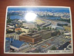 Finland. Helsinki. Parliament Building. Mint - Finlandia