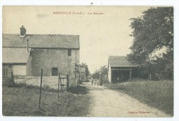 CPA  - Ménerville - Les Bauquets - France