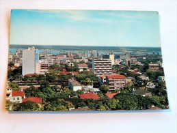 Carte Postale Ancienne : LOURENCO MARQUES : Vista Parcial Da Cidade - Mosambik