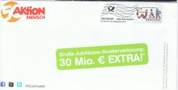D+ Deutschland 2014 Mi 3072 Aktion Mensch - Briefe U. Dokumente