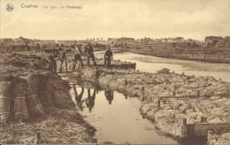 COURTRAI - La Lys - Le Rouissage De Lin - Kortrijk