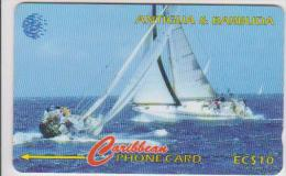 ANTIGUA & BARBUDA - 239CATA - SAILING SHIP - Antigua And Barbuda