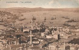 CONSTANTINOPLE  .. VUE GENERALE - Turchia